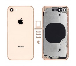 Carcasa chasis iPhone 8 oro
