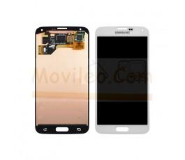 Pantalla Completa Blanca para Samsung Galaxy S5 G900F - Imagen 1