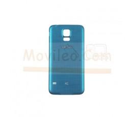 Caracasa Tapa Trasera Azul para Samsung Galaxy S5 G900F - Imagen 1