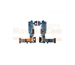 Flex Conector Carga y Microfono para Samsung Galaxy S5 G900F - Imagen 1