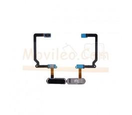 Flex Boton Home Negro para Samsung S5 G900F - Imagen 1