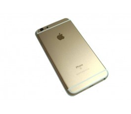 Carcasa chasis para iPhone 6s Plus de 5.5 pulgadas dorada