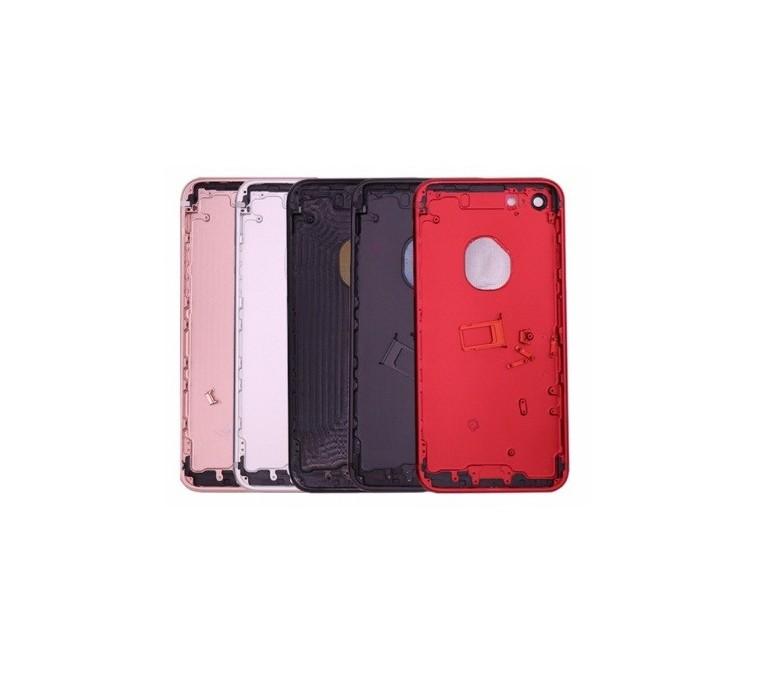Carcasa para iPhone 7 negro mate