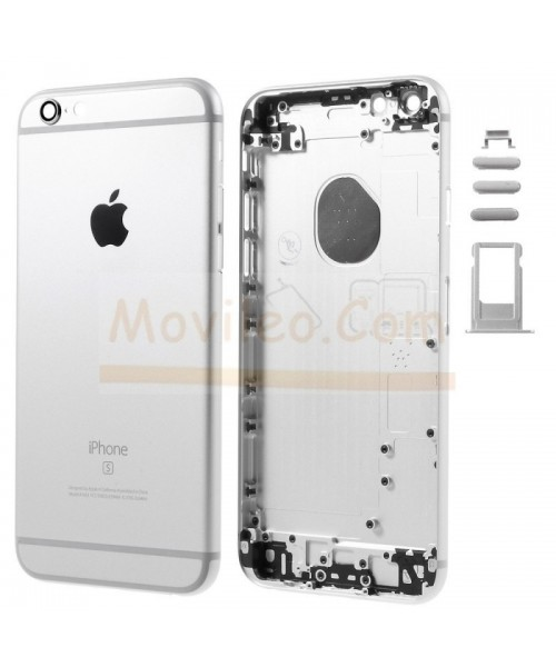 Carcasa iPhone 6S de 4.7´´ Plata - Imagen 1