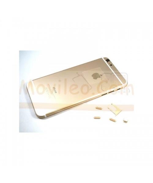 Carcasa Chasis para iPhone 6 Plus de 5.5 pulgadas Dorada - Imagen 1