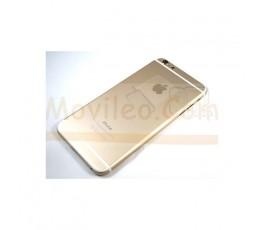 Carcasa Chasis para iPhone 6 Plus de 5.5 pulgadas Dorada - Imagen 3