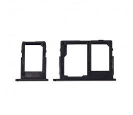 Bandejas dual sim y microSD...