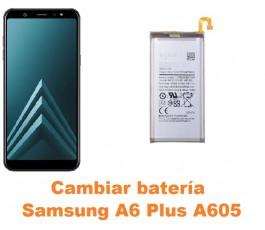 Cambiar batería Samsung A6...