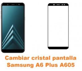 Cambiar cristal Samsung A6...