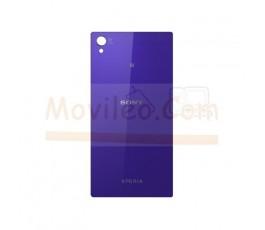 Tapa Trasera Morada Sony Xperia Z2 L50W D6502 D6503 D6543 - Imagen 1