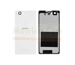 Tapa Trasera Blanca Sony Xperia Z1 Compact M51W D5503 Z1C - Imagen 1