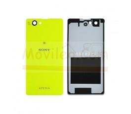 Tapa Trasera Amarilla Sony Xperia Z1 Compact M51W D5503 Z1C - Imagen 1