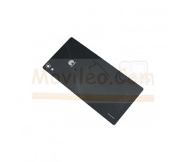 Tapa Trasera para Huawei Ascend P7 Negra - Imagen 1