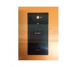 Tapa Trasera Negra para Sony Xperia M2 S50H D2303 D2305 D2306 - Imagen 1