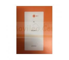 Tapa Trasera Blanca para Sony Xperia M2 S50H D2303 D2305 D2306 - Imagen 1