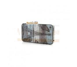 Carcasa trasera, tapa de batería torre Eiffel para iPhone 4 - Imagen 2