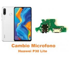 Cambio Microfono Huawei P30...