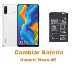 Cambiar bateria Huawei Nova 4E