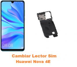 Cambiar Lector Sim Huawei...