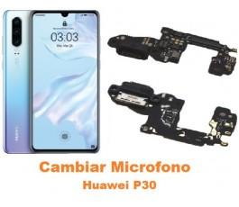 Cambiar Microfono Huawei P30