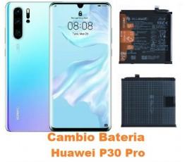 Cambiar bateria Huawei P30 Pro