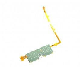 Flex lector sim y micro SD...