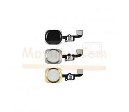 Flex y Boton Home Negro para iPhone 6 - Imagen 1