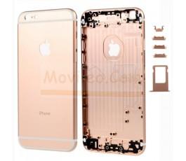 Carcasa chasis iPhone 6 4.7 Oro rosa - Imagen 1