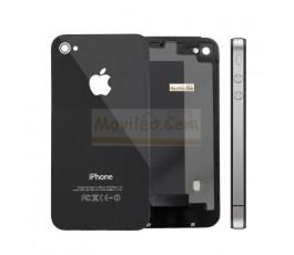 Carcasa trasera  tapa de batería negra para iPhone 4g - Imagen 2