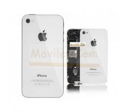 Carcasa trasera tapa de batería blanca para iPhone 4g