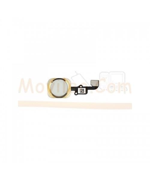 c01fa5bf941 Flex Boton Home Dorado para iPhone 6 Plus 5,5´´