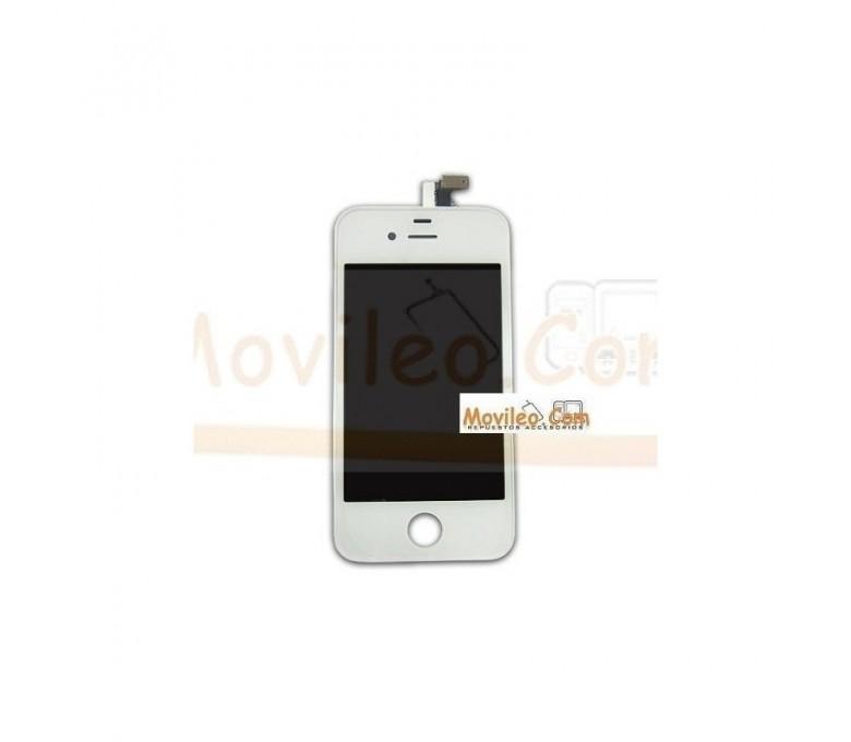 Pantalla completa blanca para iphone 4g - Imagen 1