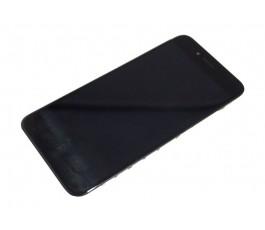 Pantalla completa con marco para Xiaomi Mi5X Mi 5X negra original
