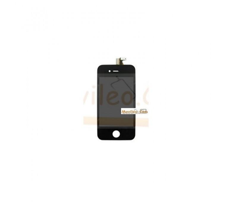 Pantalla completa negra para iphone 4g - Imagen 1