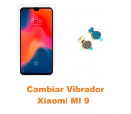 Cambiar Vibrador Xiaomi MI 9