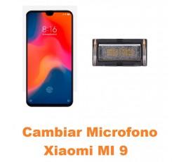 Cambiar Microfono Xiaomi MI 9