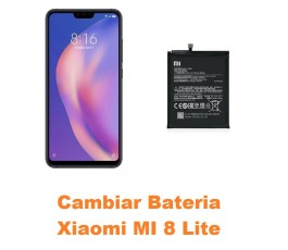 Cambiar Bateria Xiaomi MI 8...