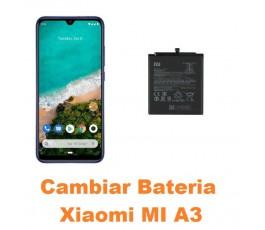 Cambiar Batería Xiaomi MI A 3