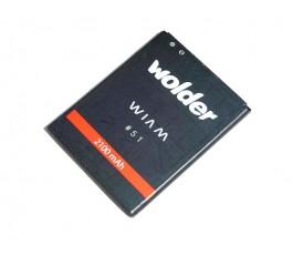 Batería para Wolder Wiam 51...