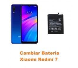 Cambiar Batería Xiaomi Redmi 7