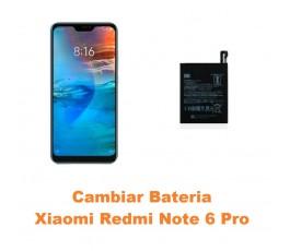 Cambiar Bateria Xiaomi...