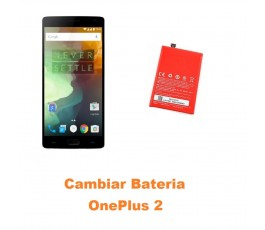 Cambiar Batería OnePlus 2