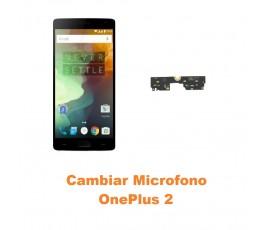 Cambiar Micrófono OnePlus 2