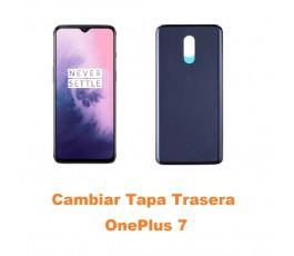 Cambiar Tapa Trasera OnePlus 7