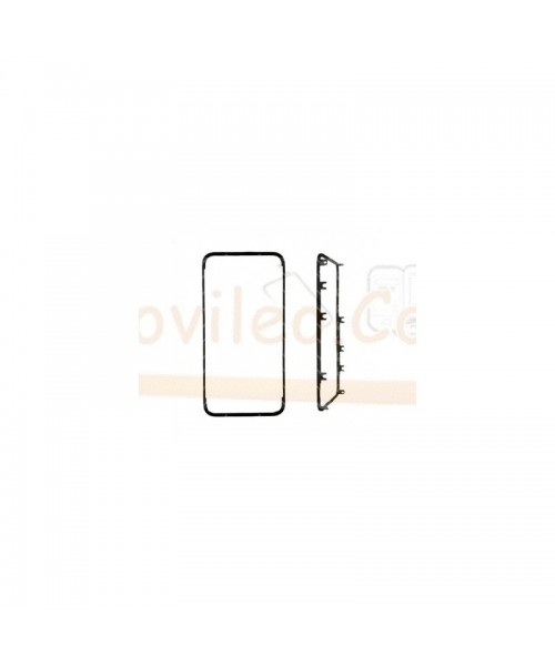 Marco Negro Frontal Pantalla iPhone 4 - Imagen 1