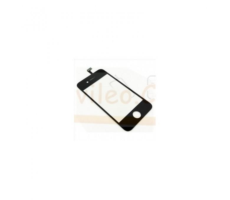 Cristal con Táctil Negro iPhone 4 - Imagen 1