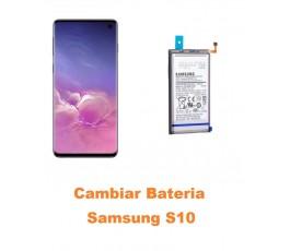 Cambiar Batería Samsung S10