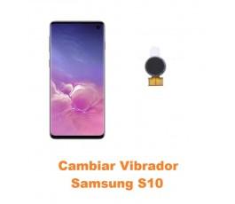 Cambiar Vibrador Samsung S10