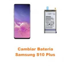 Cambiar Batería Samsung S10...