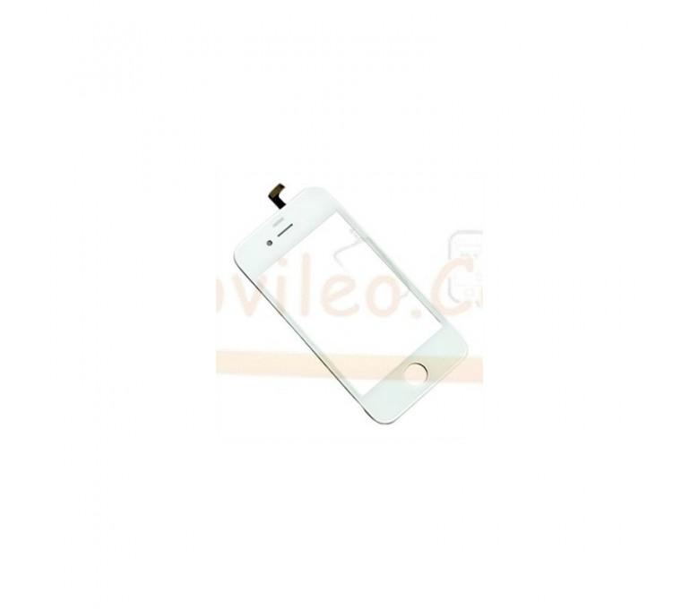 Cristal con Táctil Blanco iPhone 4 - Imagen 1